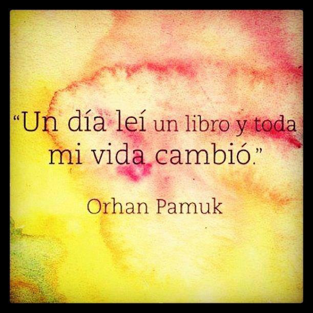 """""""Un día leí un libro y toda mi vida cambió"""""""