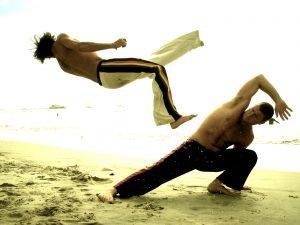 capoeira danza
